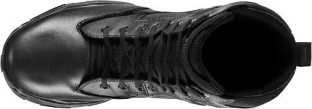 "Men's Danner StrikerBolt Side-Zip 8"" Military Boot, Black Leather/Nylon, large, image 4"