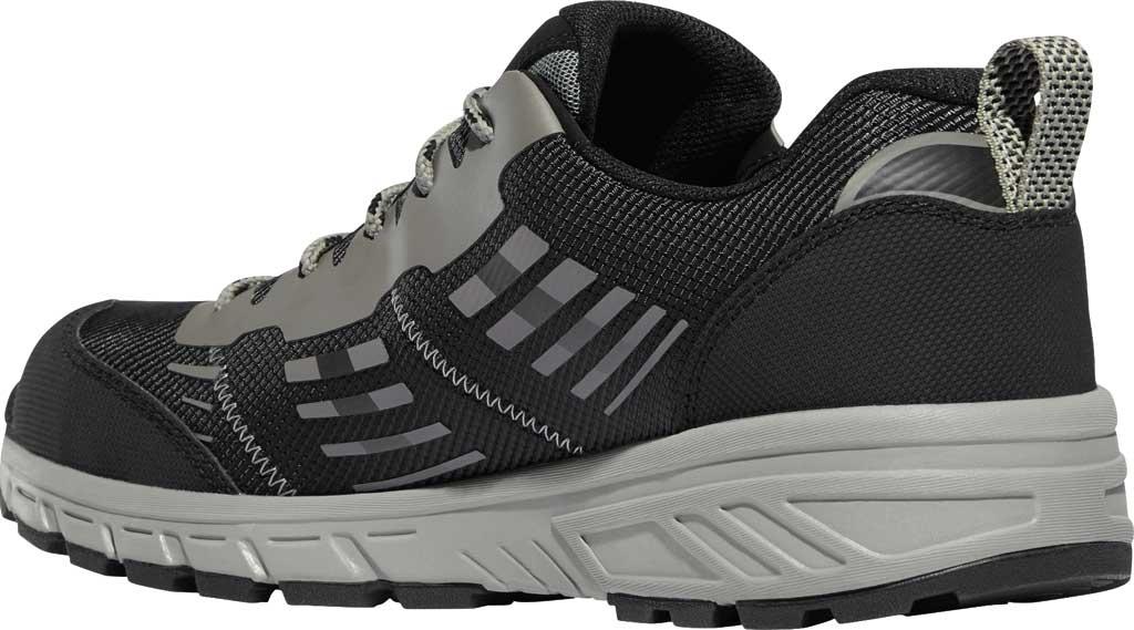 "Men's Danner Run Time 3"" ESD Non-Metallic Toe Work Boot, Black Textile, large, image 3"