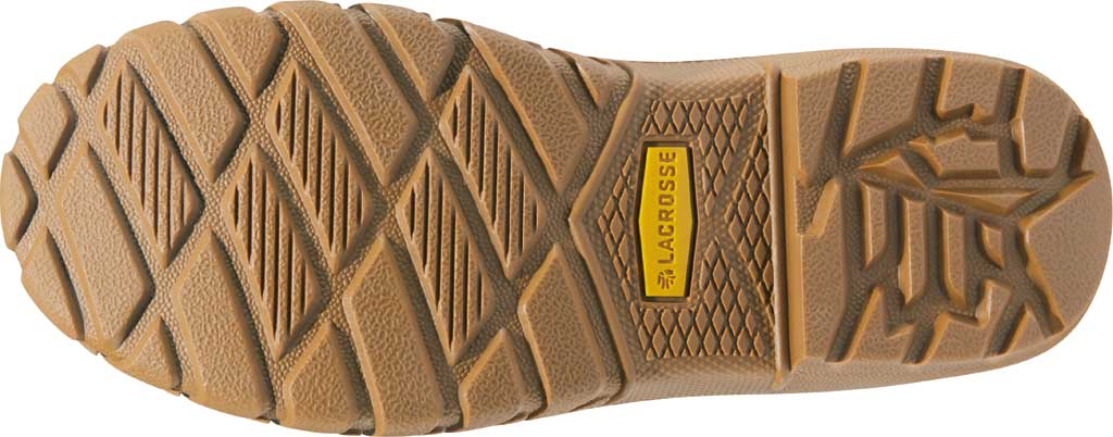 """Women's LaCrosse Aero Timber Top 8"""" Duck Boot, Clay Brown Suede/Polyurethane, large, image 2"""