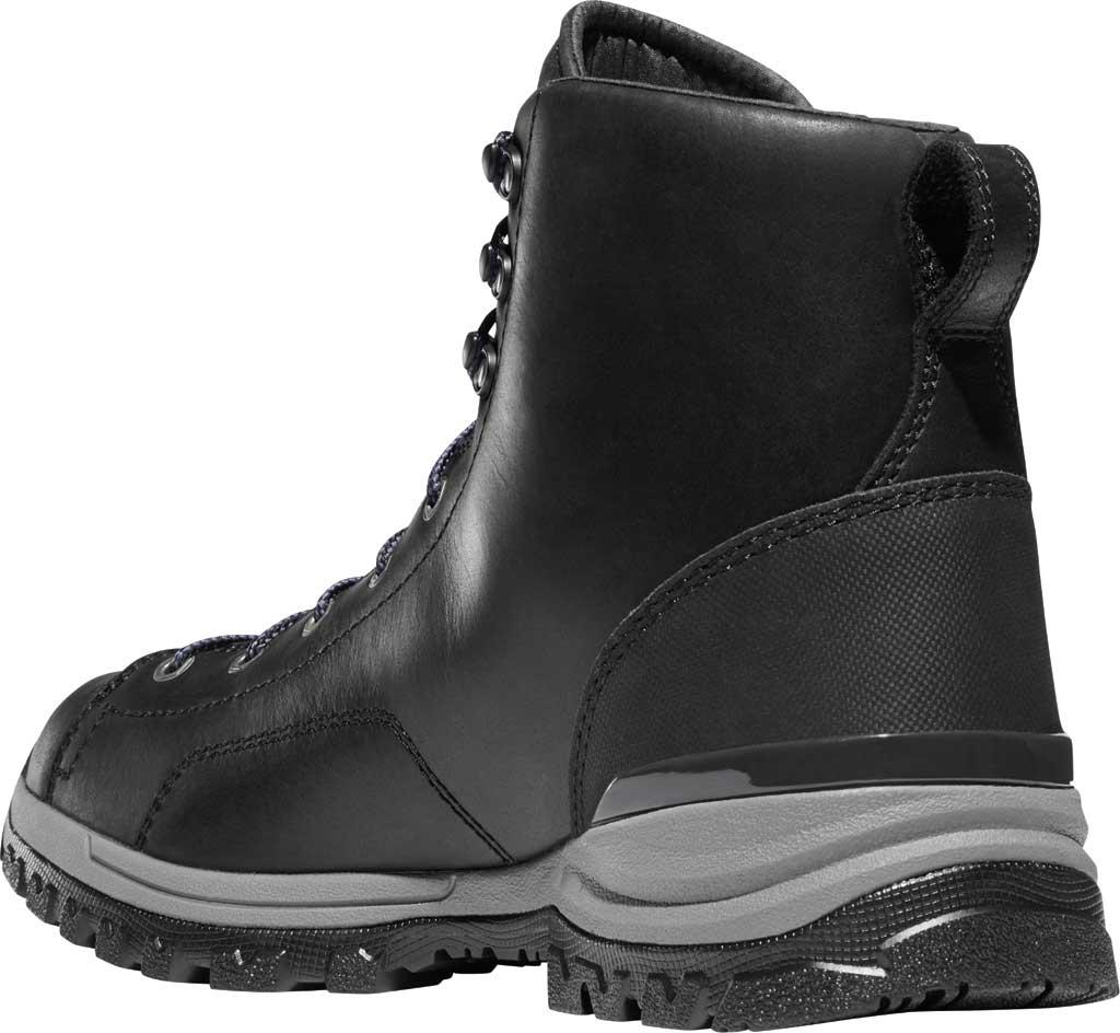 """Men's Danner Stronghold 6"""" NMT Work Boot, Black Full Grain Leather, large, image 3"""