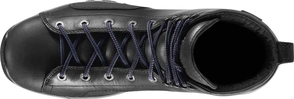 """Men's Danner Stronghold 6"""" NMT Work Boot, Black Full Grain Leather, large, image 4"""