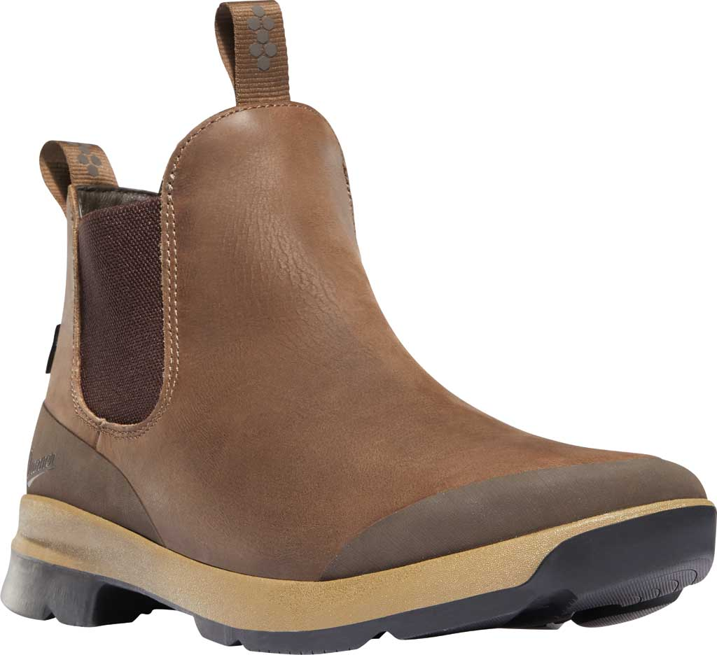 Men's Danner Pub Garden Chelsea Boot, Chocolate Leather, large, image 1