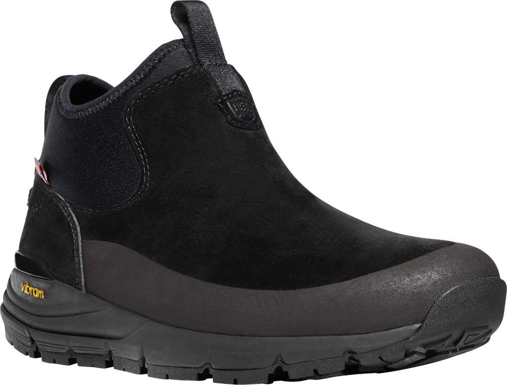 "Men's Danner Arctic 600 5"" 200G Chelsea Boot, Black Suede, large, image 1"
