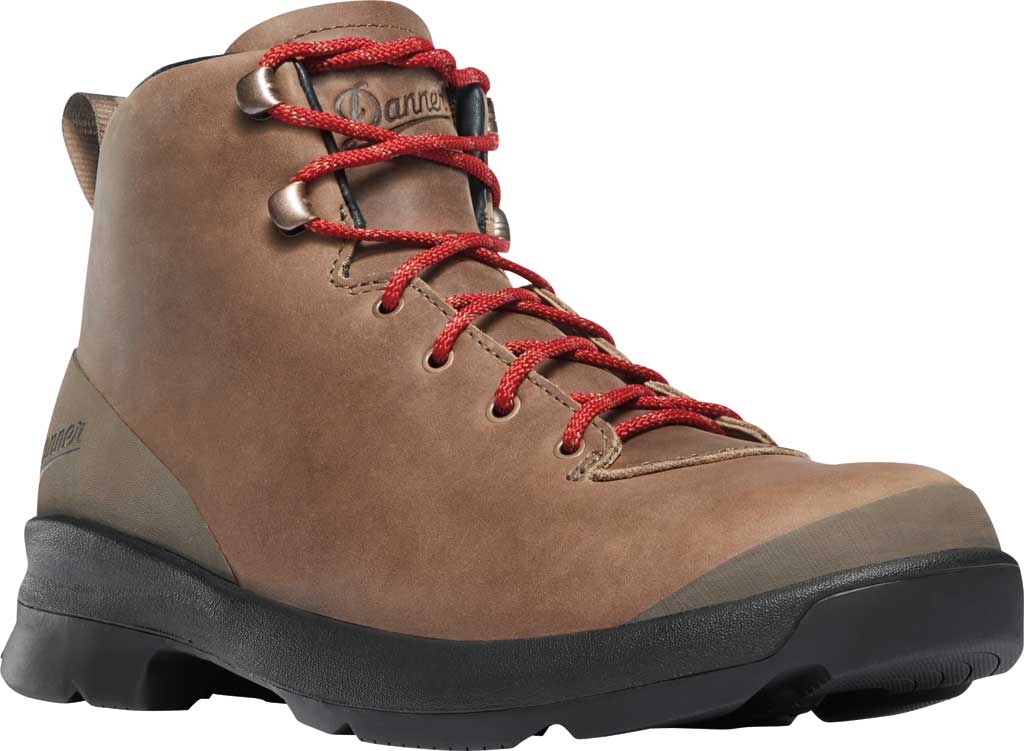 Women's Danner Pub Garden Waterproof Boot, Sandy Taupe Leather, large, image 1