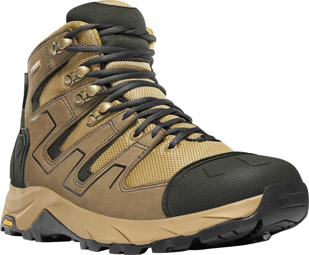 "Men's Danner Downrange 6"" GORE-TEX Work Boot 54020, Tan/Black/Charcoal Full Grain Leather/Nylon, large, image 1"
