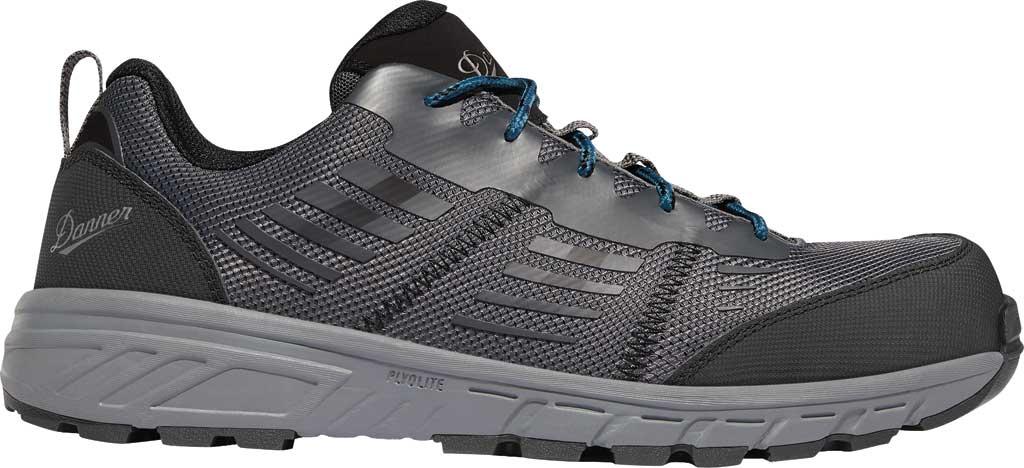"Men's Danner Run Time 3"" Soft Toe Work Shoe 12376, Dark Shadow No-Sew Textile, large, image 2"