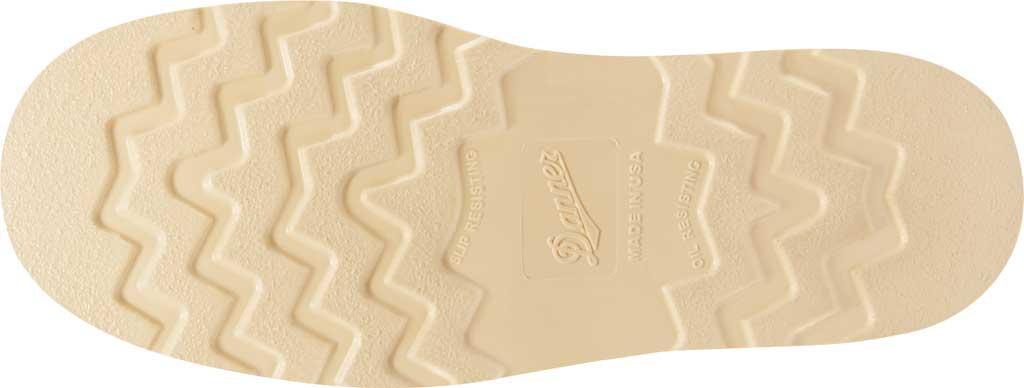 "Men's Danner Bull Run 6"" Moc Toe Work Boot 15577, Wheat Nubuck Leather, large, image 5"