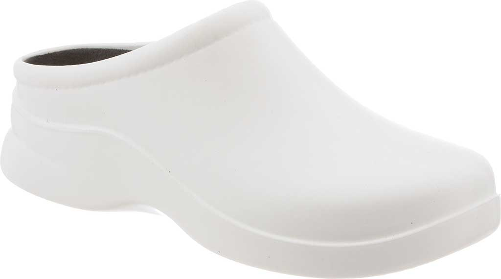 Women's Klogs Dusty, White, large, image 1