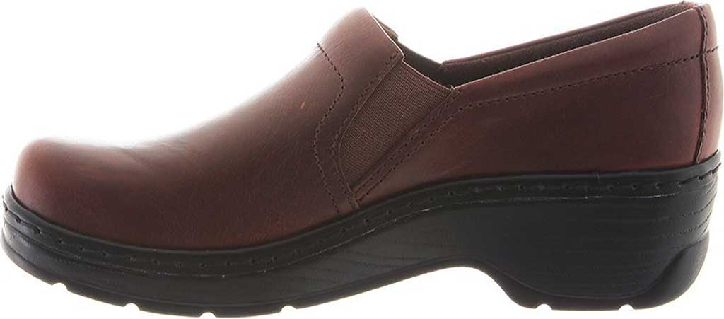 Women's Klogs Naples Clog, Infield Chaos Leather, large, image 3
