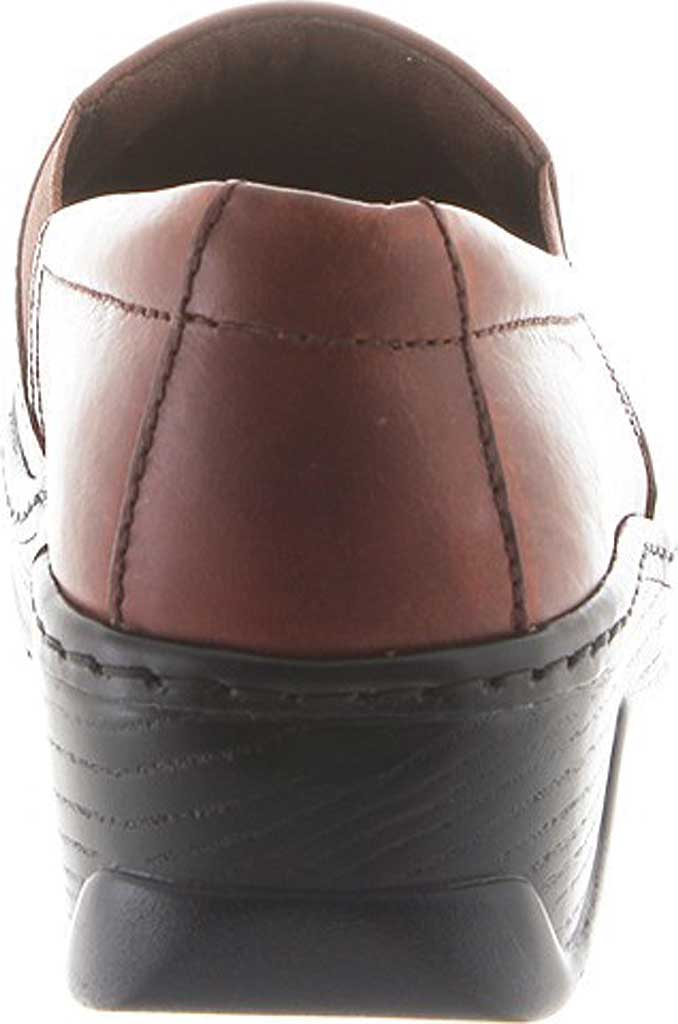 Women's Klogs Naples Clog, Infield Chaos Leather, large, image 4