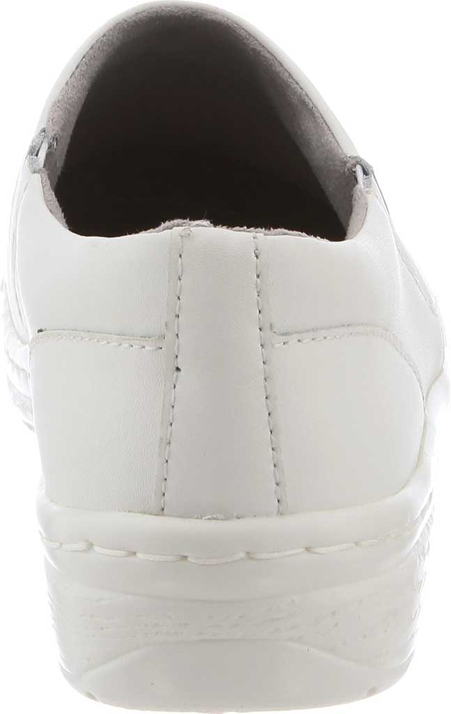 Women's Klogs Mission, White Smooth, large, image 5