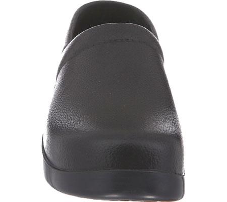 Men's Klogs Bistro, Black Polyurethane, large, image 4