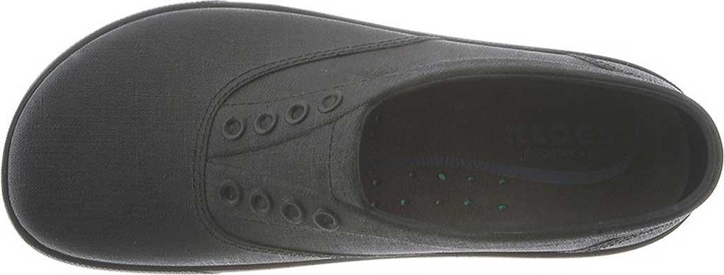 Men's Klogs Shark Slip On, Black, large, image 6
