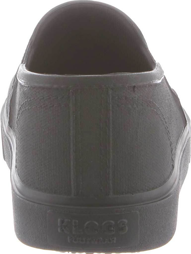 Men's Klogs Stingray Skimmer, Black Polyurethane, large, image 4