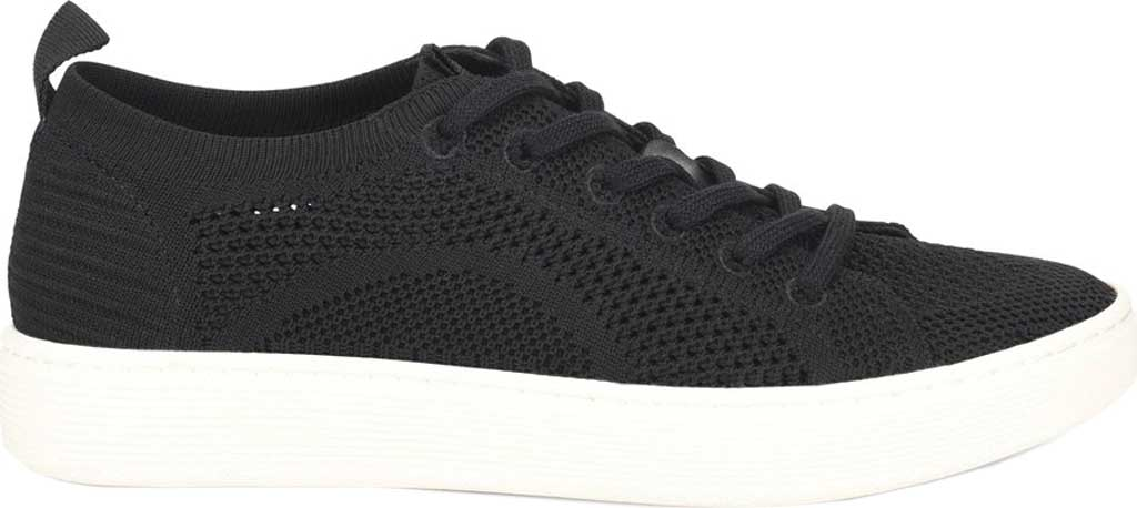 Women's Sofft Somers Knit Sneaker, Black Knit/Mesh, large, image 2