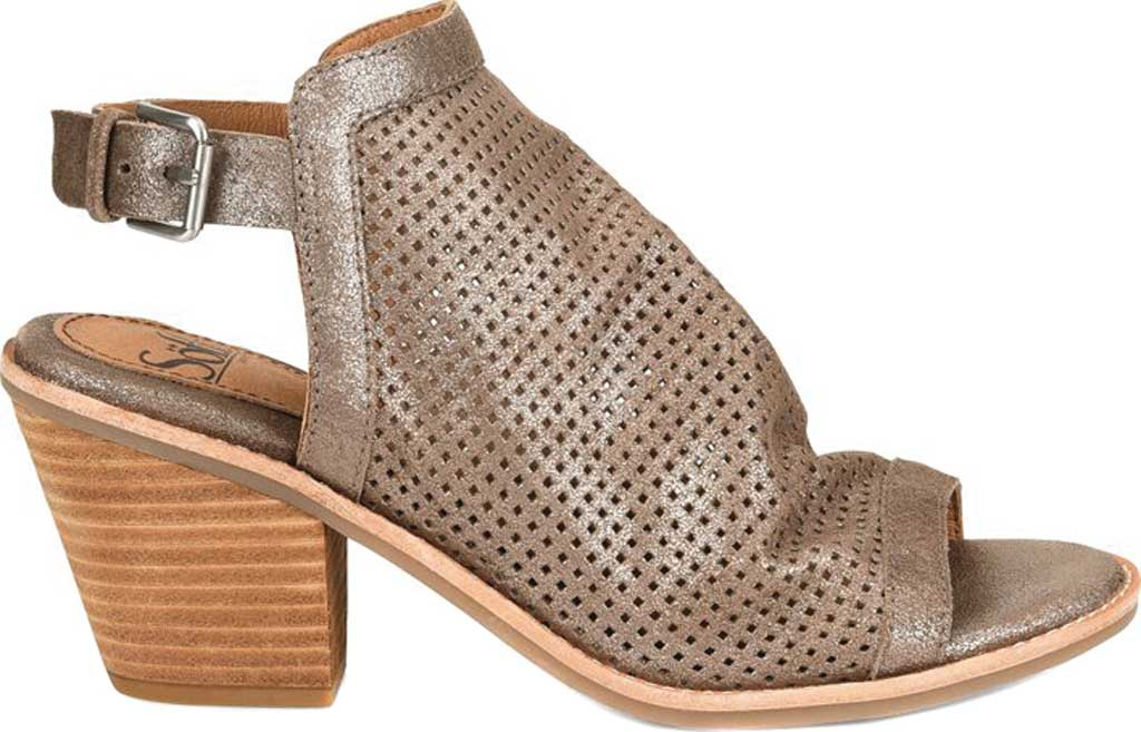 Women's Sofft Milly Slingback Bootie, Bronze Italian Leather, large, image 2
