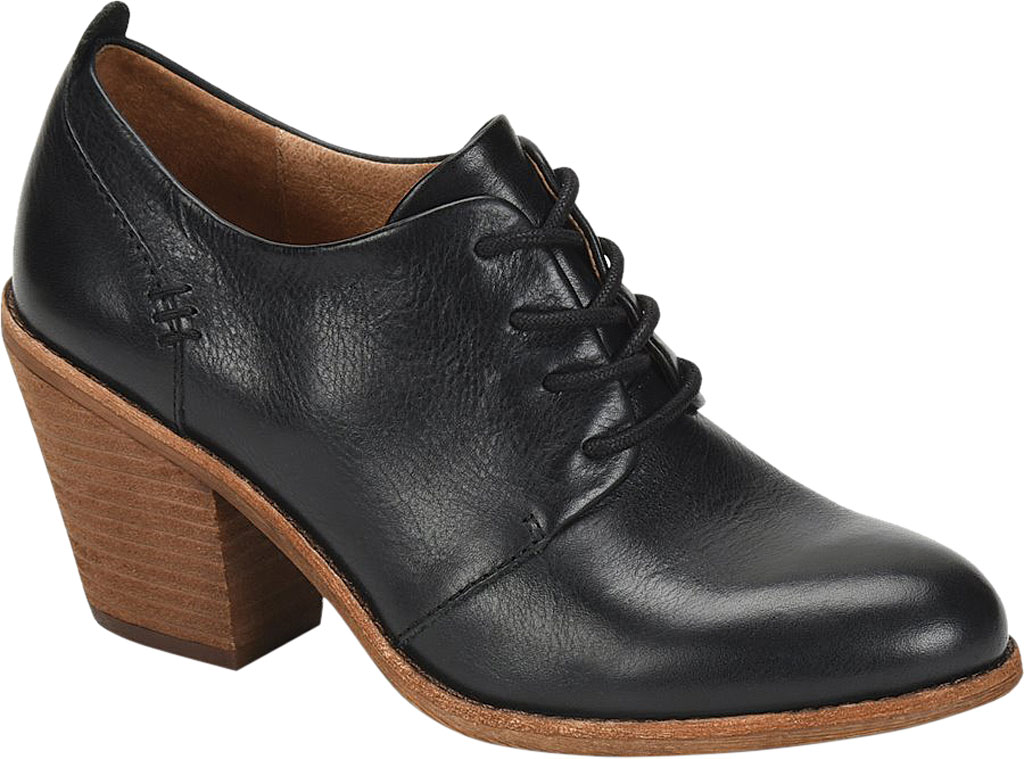 Women's Sofft Tailynn Shootie, Black Smooth Leather, large, image 1
