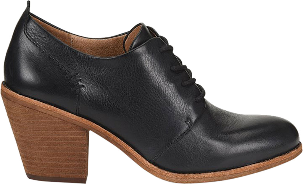 Women's Sofft Tailynn Shootie, Black Smooth Leather, large, image 2