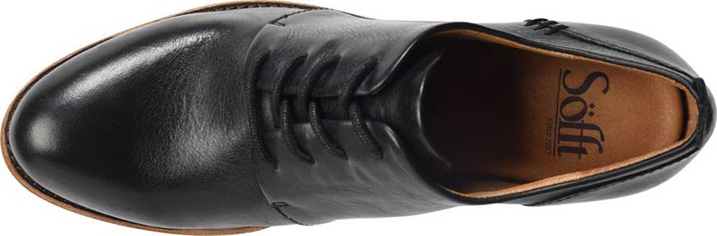 Women's Sofft Tailynn Shootie, Black Smooth Leather, large, image 4