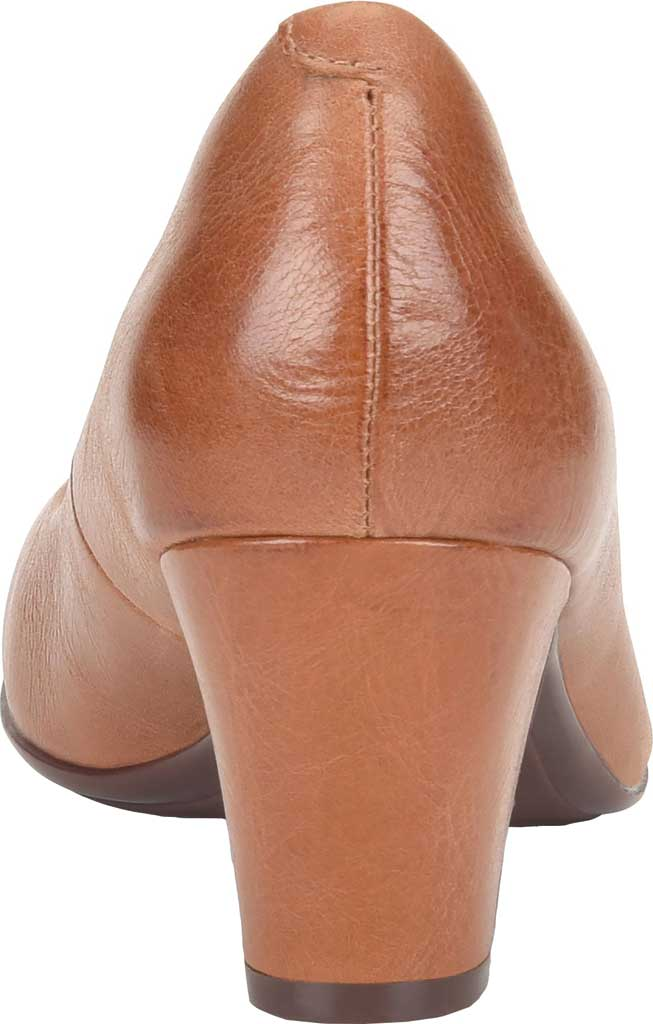 Women's Sofft Myka Pump, Cork Smooth Leather, large, image 4