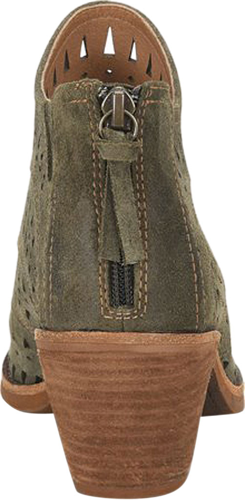 Women's Sofft Westwood II Bootie, Olive Oiled Cow Suede, large, image 3