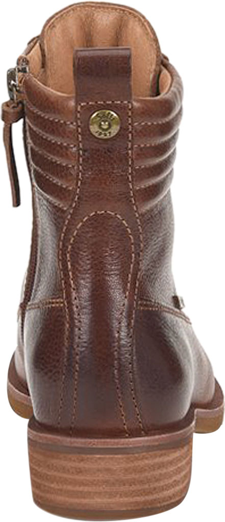 Women's Sofft Baxter Lace Up Boot, Whiskey Aqua Sofft Waterproof Leather, large, image 3