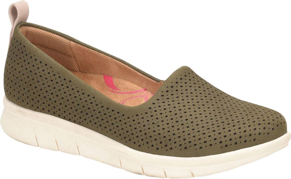 Women's Comfortiva Cherrie Perforated Slip On Sneaker, , large, image 1