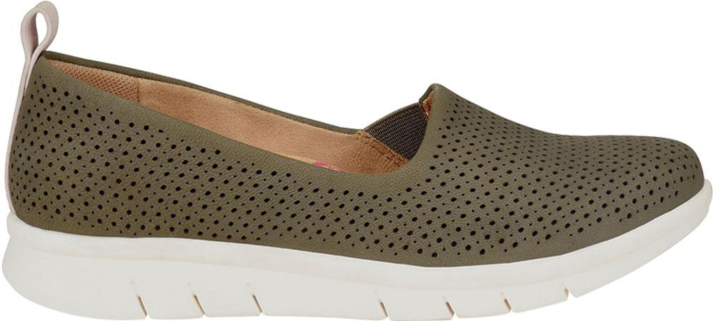 Women's Comfortiva Cherrie Perforated Slip On Sneaker, , large, image 2