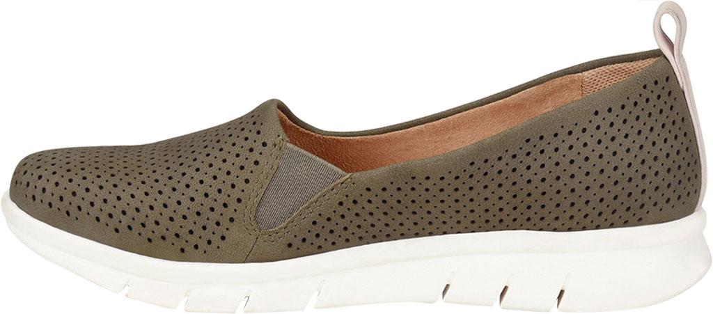 Women's Comfortiva Cherrie Perforated Slip On Sneaker, , large, image 3