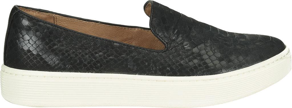 Women's Sofft Somers Slip-On, Black Snake Leather, large, image 2