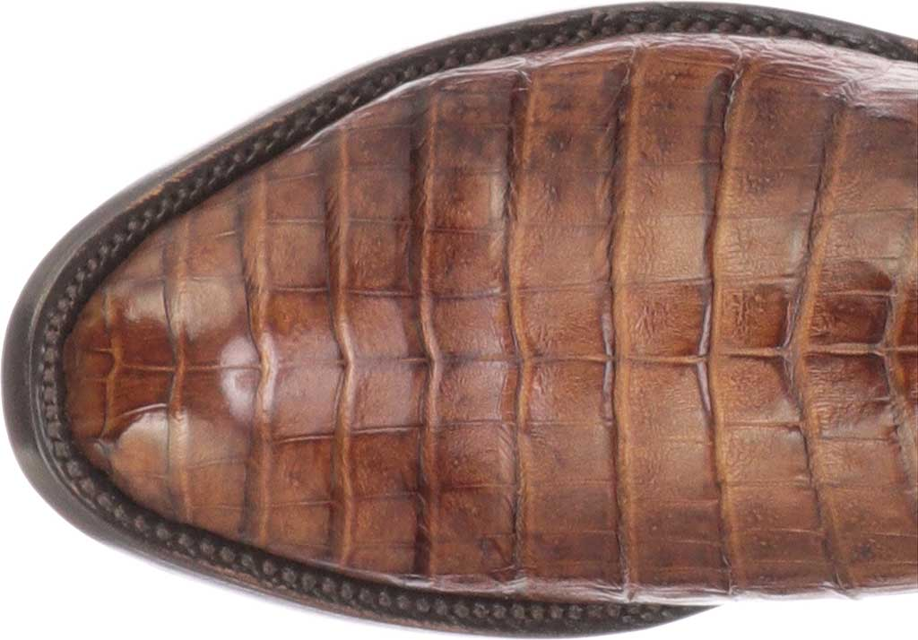 Men's Lucchese Bootmaker M1635.R4 Rounded Toe Cowboy Heel Boot, , large, image 4