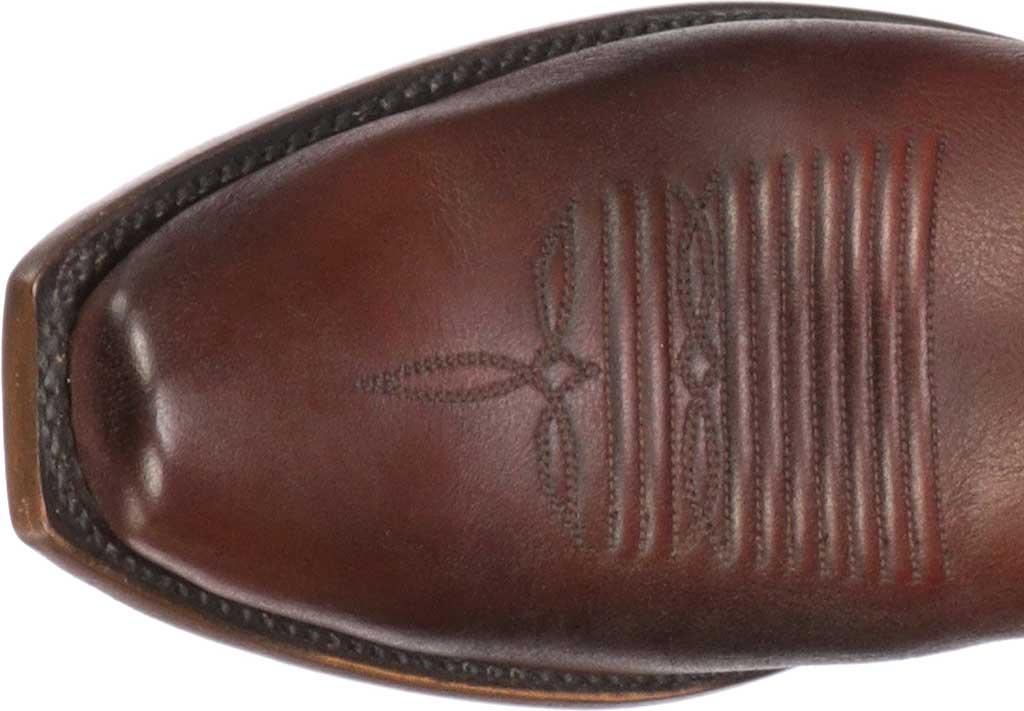 Men's Lucchese Bootmaker Milo 7 Toe Western Boot, Antique Pearwood Goat, large, image 4