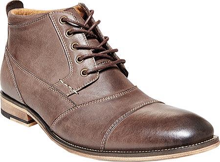 Men's Steve Madden Jabbar Boot, Dark Brown Leather, large, image 1