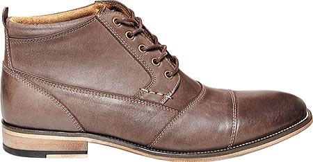 Men's Steve Madden Jabbar Boot, Dark Brown Leather, large, image 2
