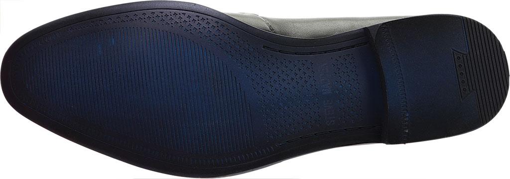 Men's Steve Madden Emeree Tassel Loafer, Black Leather, large, image 6