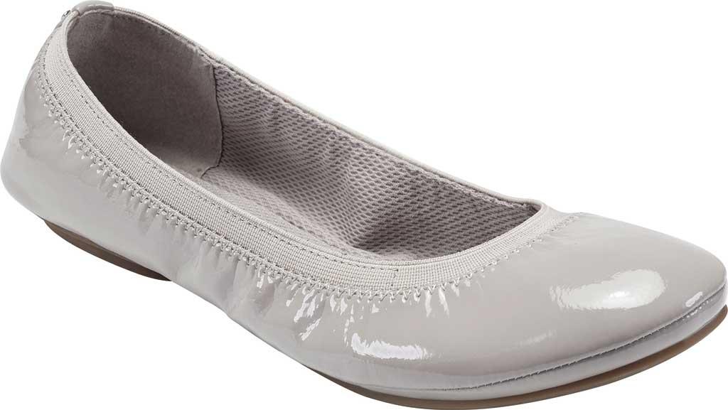 Women's Bandolino Edition, Grey Summer Patent PU/Sleek Elastic, large, image 1