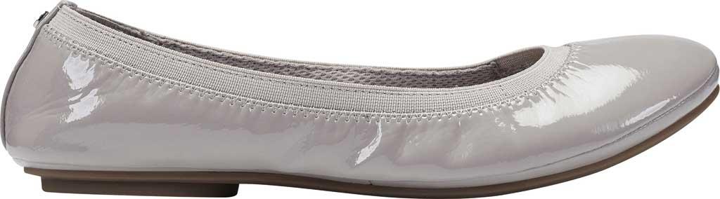 Women's Bandolino Edition, Grey Summer Patent PU/Sleek Elastic, large, image 2