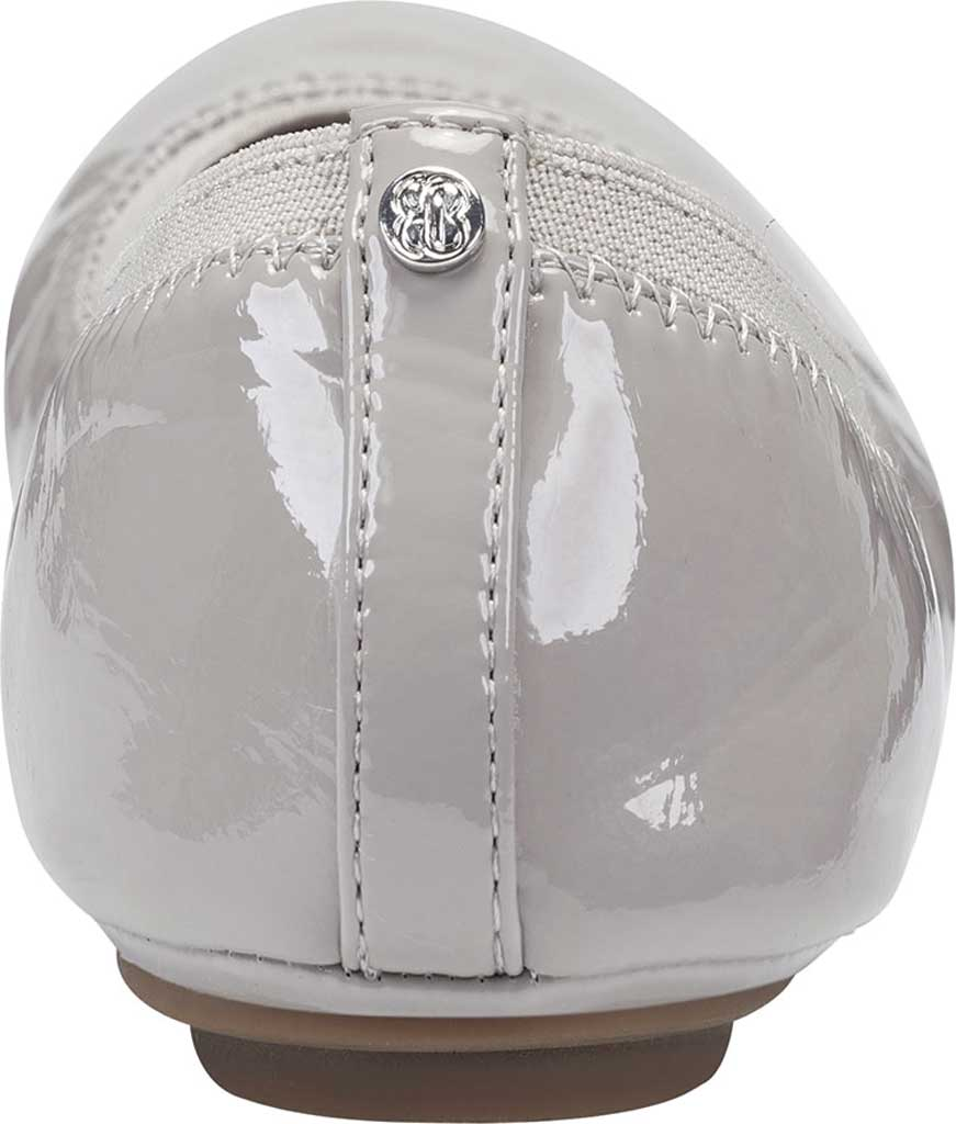 Women's Bandolino Edition, Grey Summer Patent PU/Sleek Elastic, large, image 3