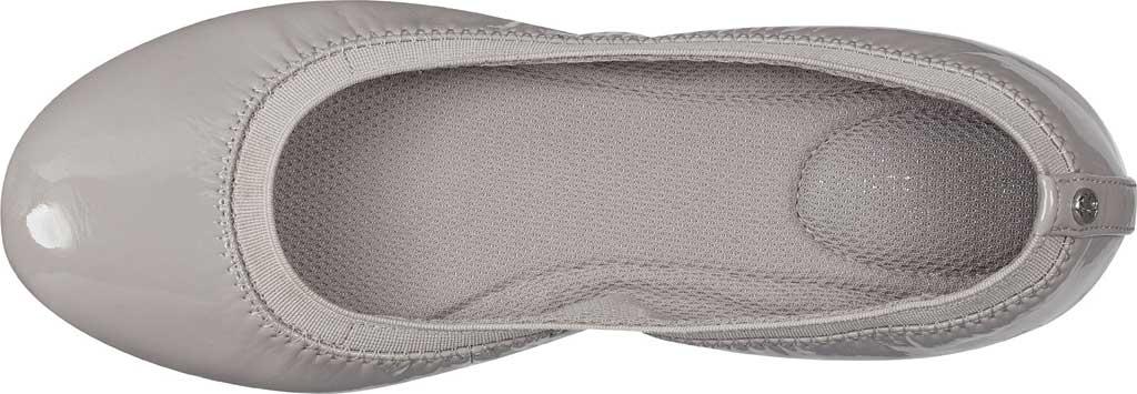 Women's Bandolino Edition, Grey Summer Patent PU/Sleek Elastic, large, image 4