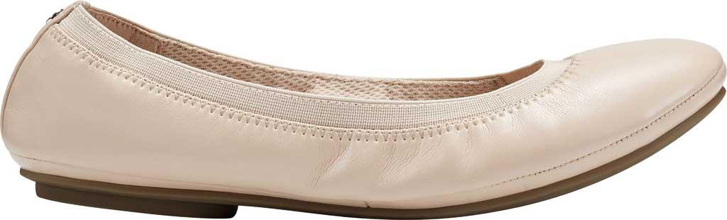 Women's Bandolino Edition, Light Nude Soft Gathered Leather PU/Sleek Elastic, large, image 2