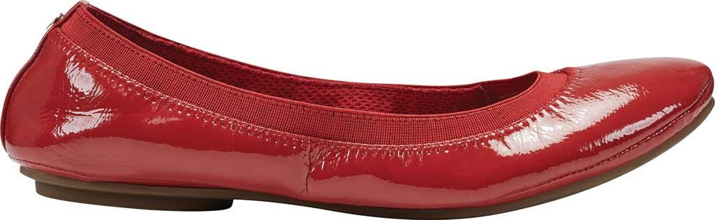 Women's Bandolino Edition, Red Summer Patent PU/Sleek Elastic, large, image 2