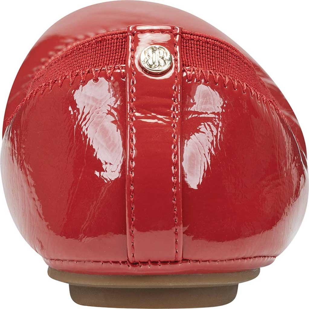 Women's Bandolino Edition, Red Summer Patent PU/Sleek Elastic, large, image 3