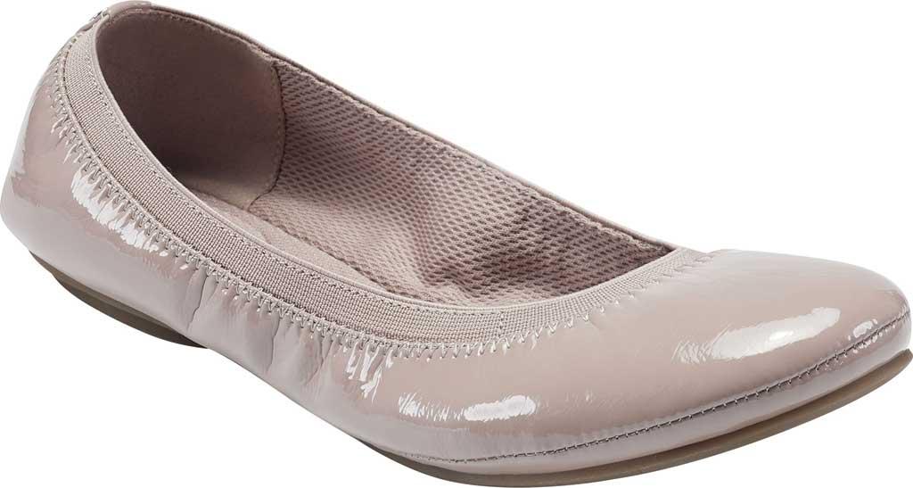 Women's Bandolino Edition, Taupe Summer Patent PU/Sleek Elastic, large, image 1