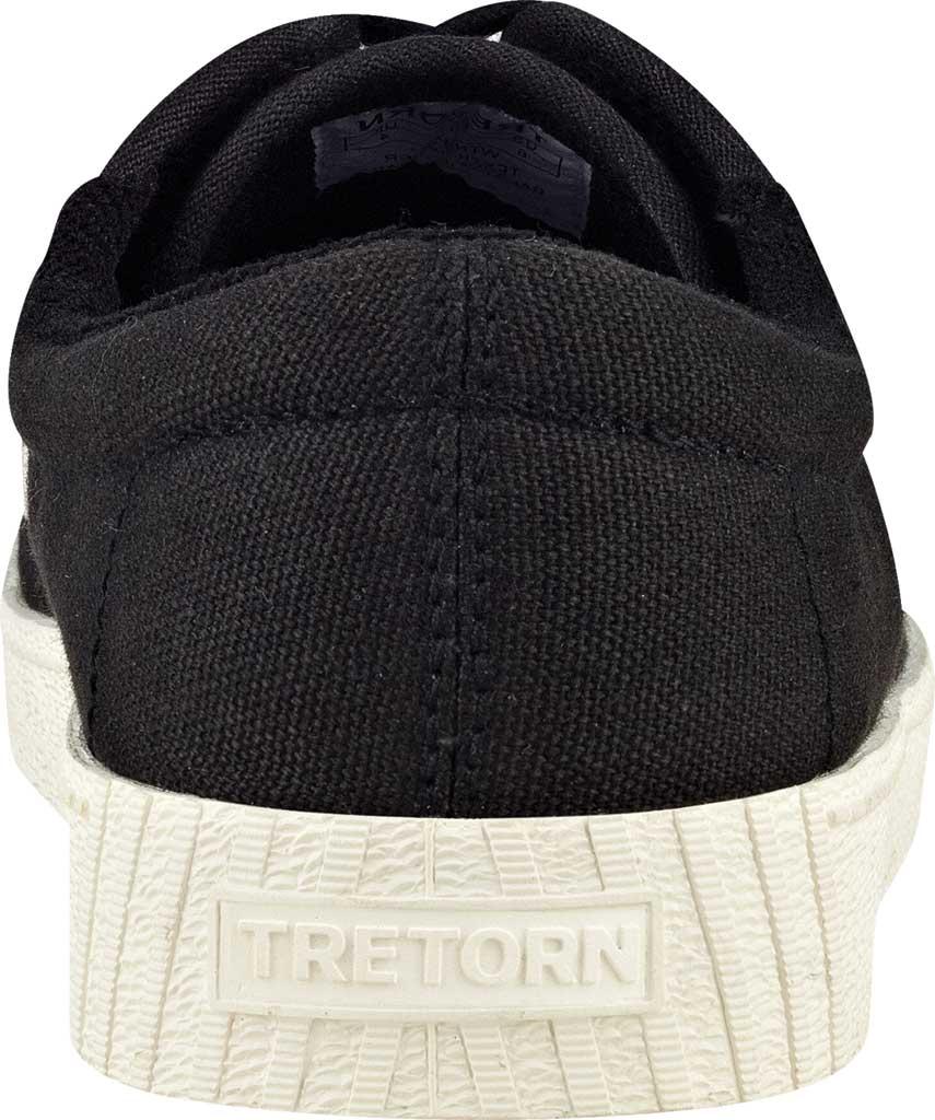 Women's Tretorn NylitePlus Sneaker, Black/White Denim, large, image 3