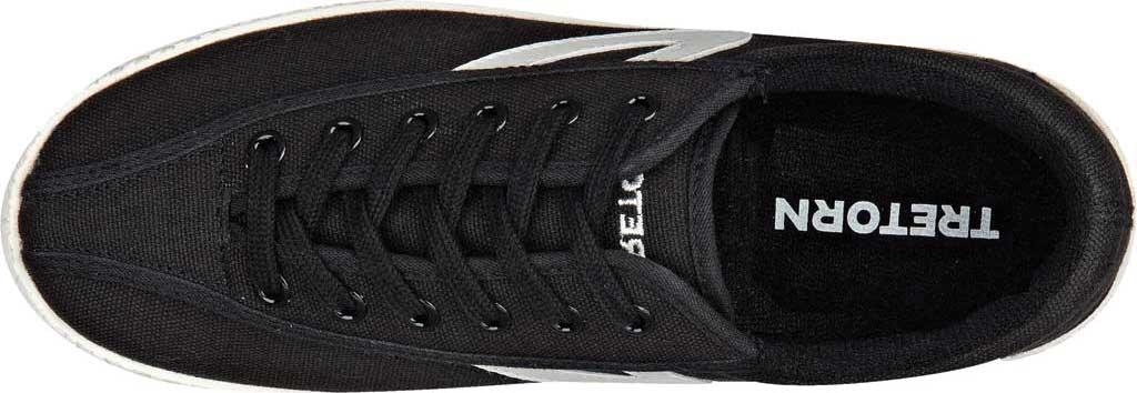 Women's Tretorn NylitePlus Sneaker, Black/White Denim, large, image 4