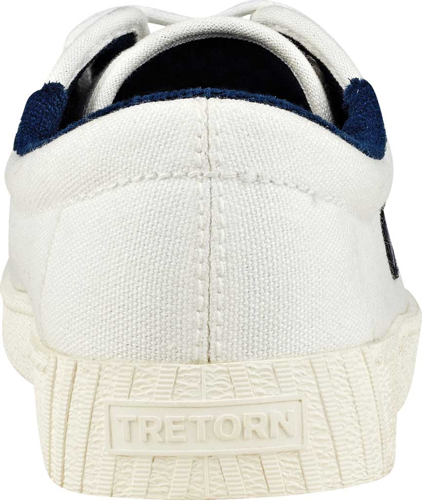 Women's Tretorn NylitePlus Sneaker, Vintage White/Navy Denim, large, image 3