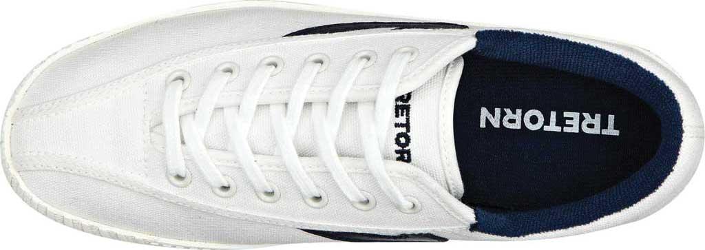 Women's Tretorn NylitePlus Sneaker, Vintage White/Navy Denim, large, image 4
