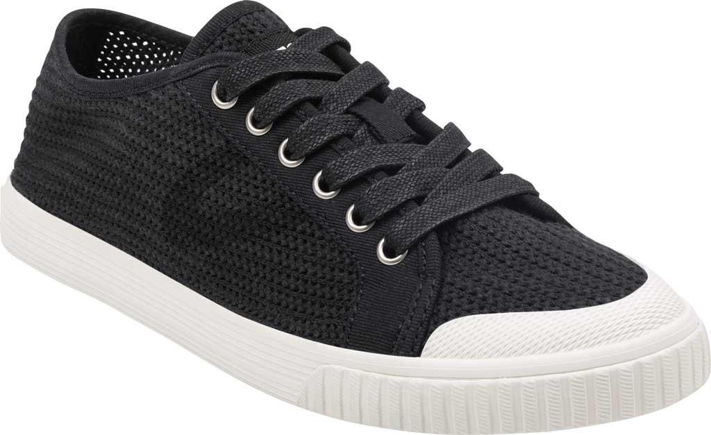 Women's Tretorn Tournet Cotton Net Sneaker, Black, large, image 1