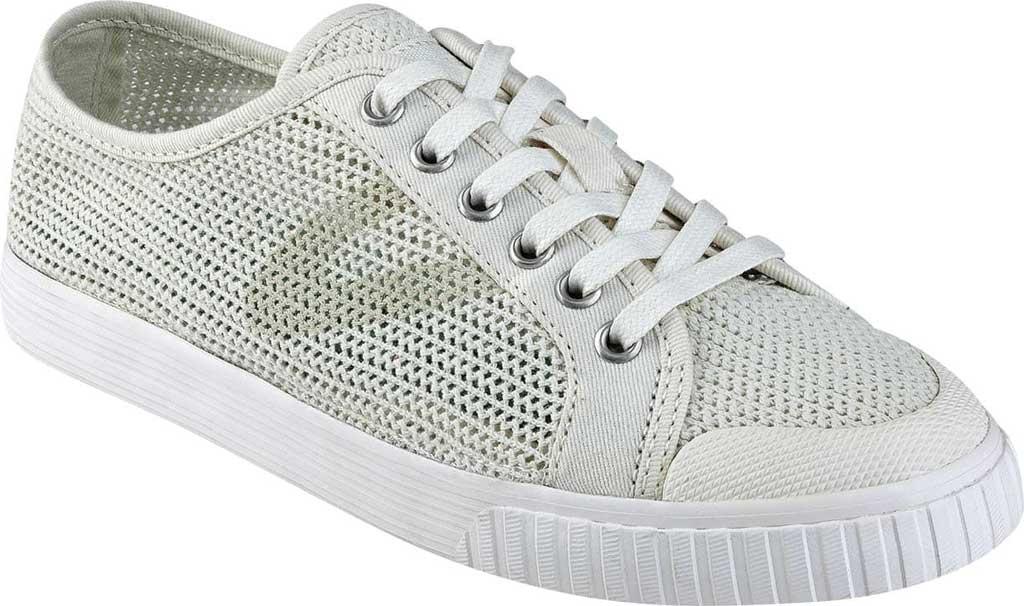 Women's Tretorn Tournet Cotton Net Sneaker, Vintage White, large, image 1