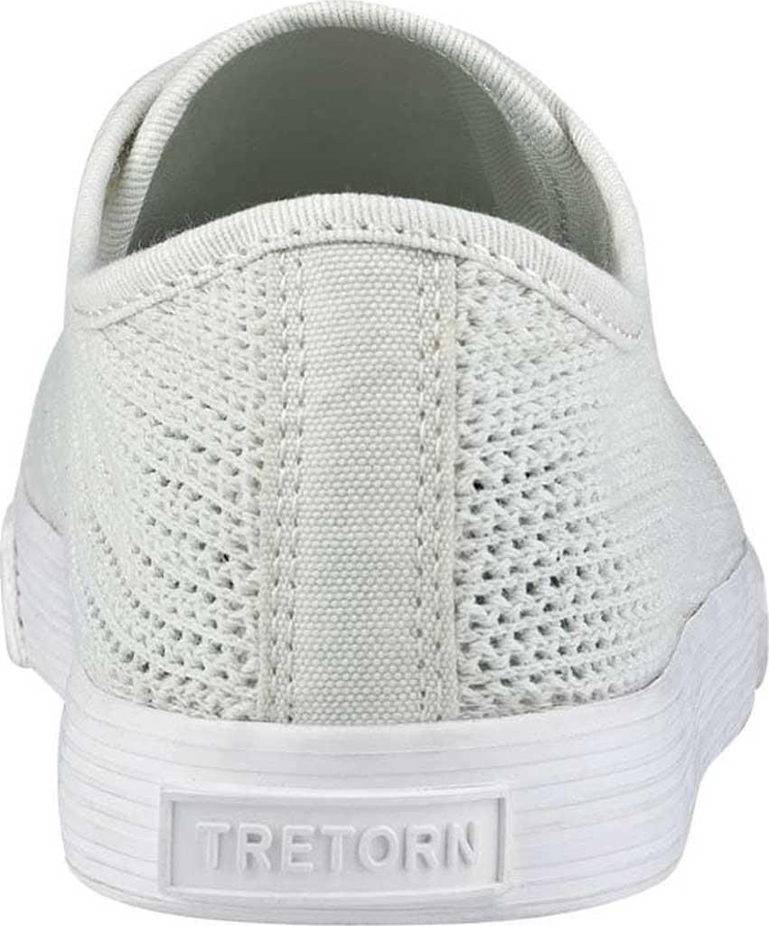 Women's Tretorn Tournet Cotton Net Sneaker, Vintage White, large, image 3